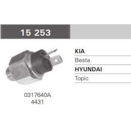 SWITCH MARCHA ATRAS KIA BESTA/ HYUNDAI TOPIC