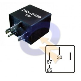 RELAY 12V 40A,4T,BOMBA COMBUSTIBLE VOLKSWAGEN