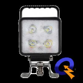 FAENERO CUADRADO 10-30V, 5 LED, 950 Lm, C/MANILLA