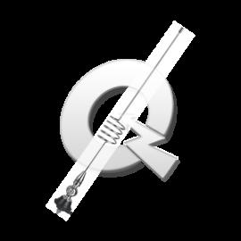ANTENA DE TECHO UNIVERSAL CON RESORTE, 51 cms