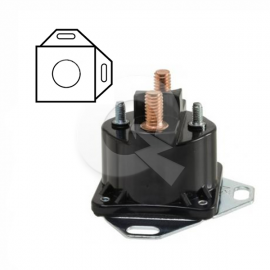 SOLENOIDE AUXILIAR,12V,100A, 3T, FORD