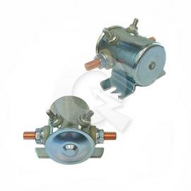 SOLENOIDE AUXILIAR, 24V,60A, USO CONTINUO, 4T