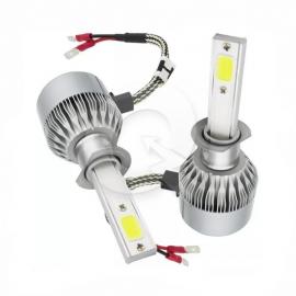KIT LED 881 (H27), 9-36V, 6000K, 3800Lm