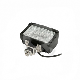 FAENERO RECTANGULAR 9-32V,15LED,1927L,150x122x37mm