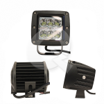 FAENERO CUADRADO,6 LED,10-30V,18W,4418L,82x76x74mm