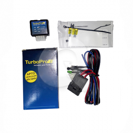 TURBO TIMER PRO, 12-24V, REGULABLE 1 a 3 min
