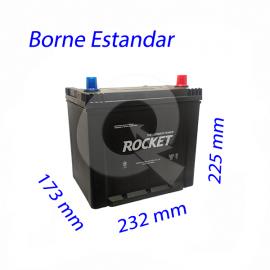 BATERIA BESTE 60A (+D) 460CCA, 232x173x225
