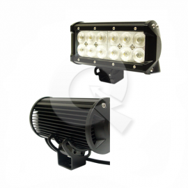 FAENERO RECTANGULAR 6.5',12-24V,12 LED, 36W,3240Lm